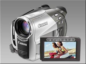 Canon DC 50 Camcorder