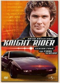 Knight Rider - Season Four - Knight Rider Staffel 4 / Final Season